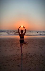 yoga met melissa