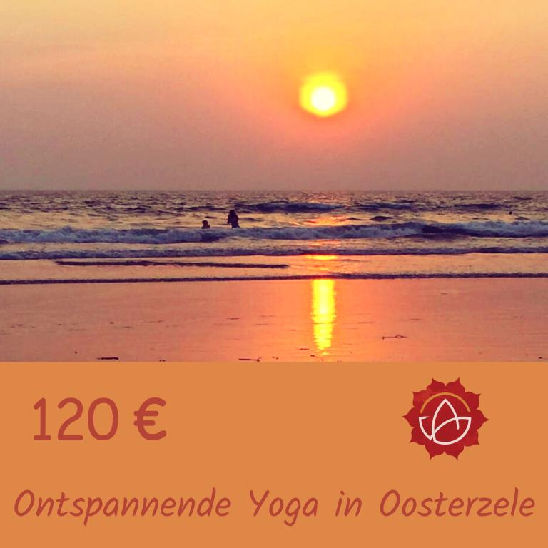 ontspannende yoga oosterzele