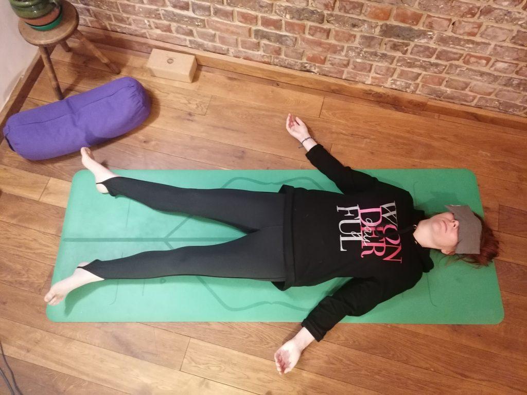 yoga Nidra en ontspanning