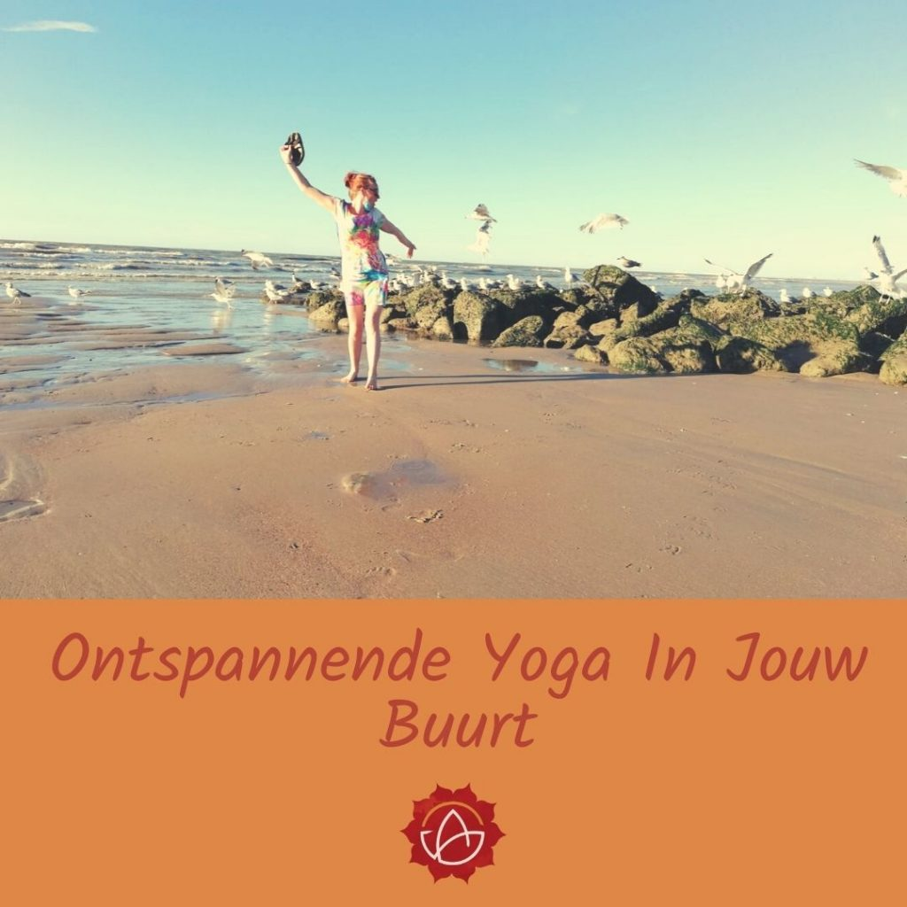 ontspannende yoga in jouw buurt